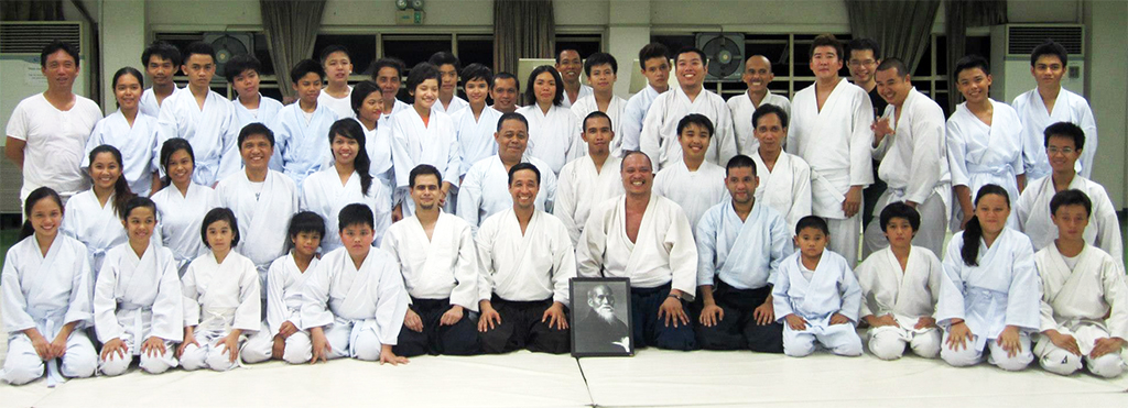 Sacred Heart Aikido Center – Cebu 10th Year Anniversary!