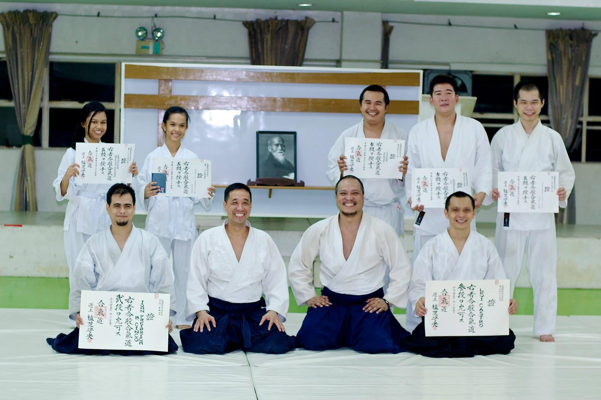 Promotion Certificate Awarding