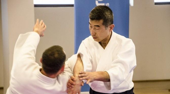 Shoji Seki Shihan 8th Dan Seminar