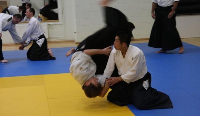Yoshinobu Irie Shihan Seminar