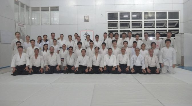 Visayas Aikido Fellowship (VAF) Christmas Get-Together 2017